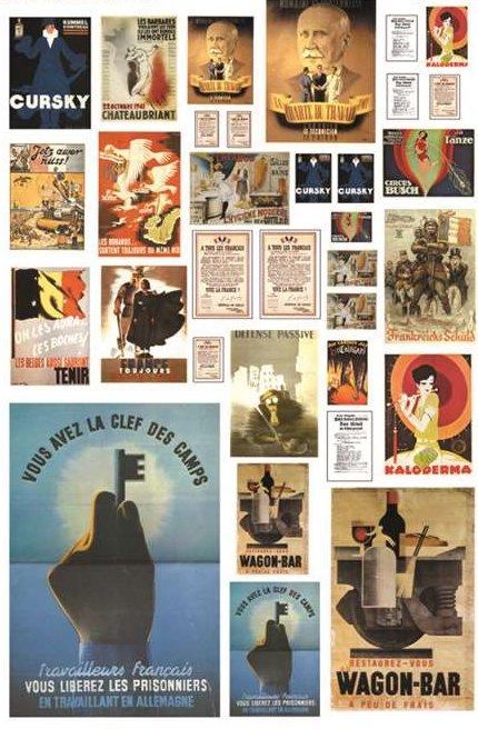 affiches ,pub etc...WWII Cd501011