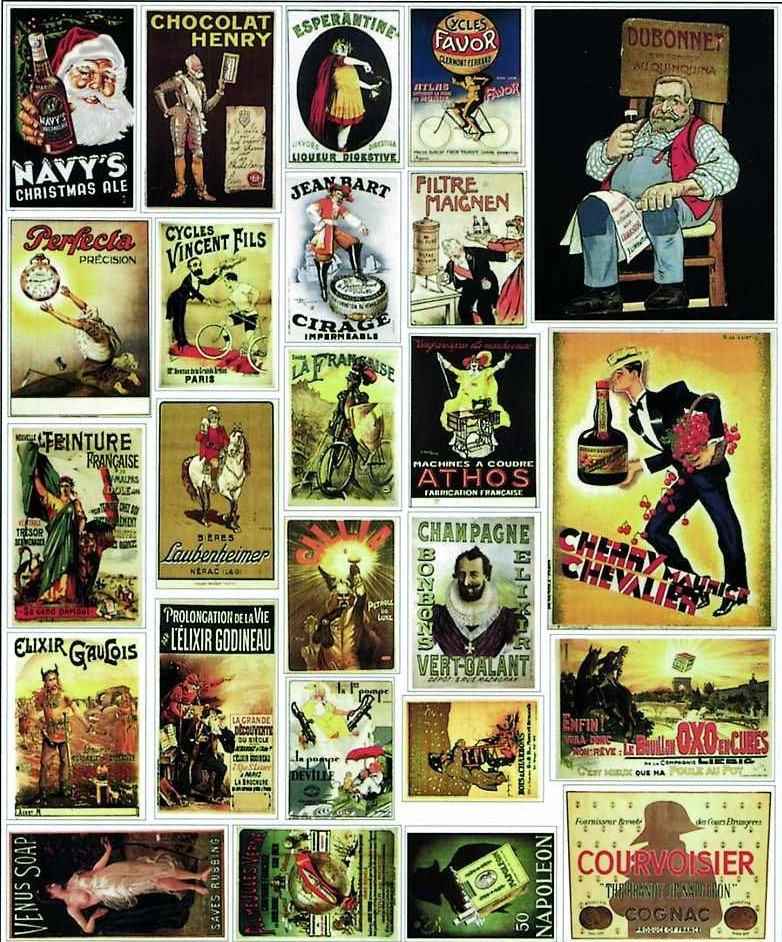 affiches ,pub etc...WWII French11