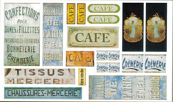 affiches ,pub etc...WWII French12