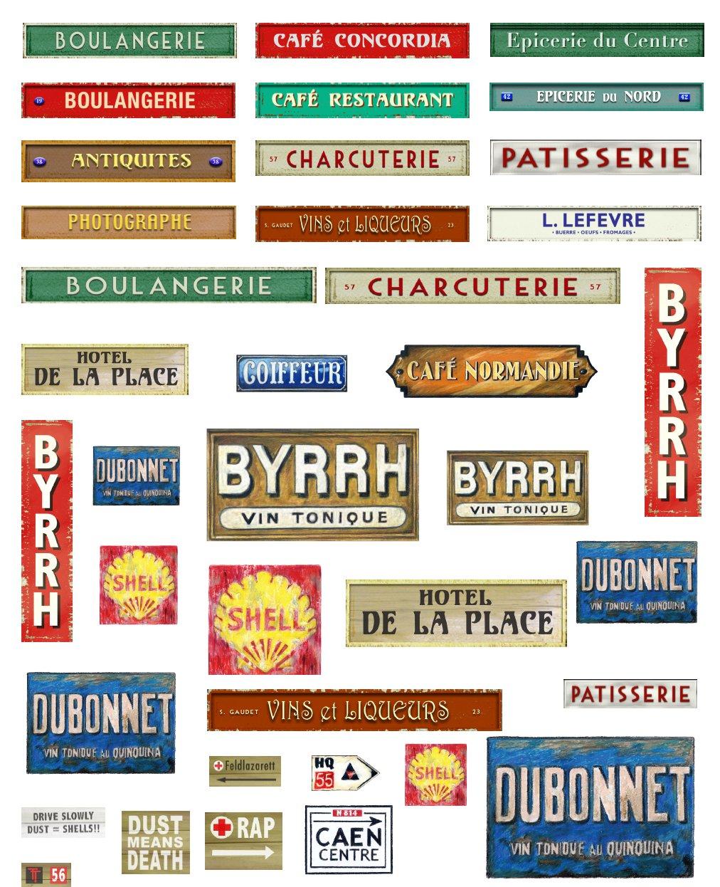 affiches ,pub etc...WWII Image211