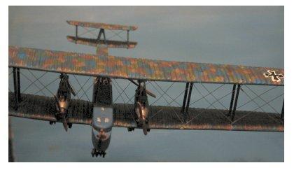 Zeppelin Staaken 1/144 skytrex Img_4719