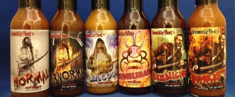 Bumblefoot Hot Sauces 31412910