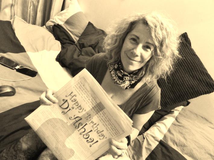 Dj découvre le journal pour son anniversaire  44658_10