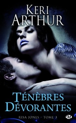 Dark Angels (série) - Keri Arthur Risajo12