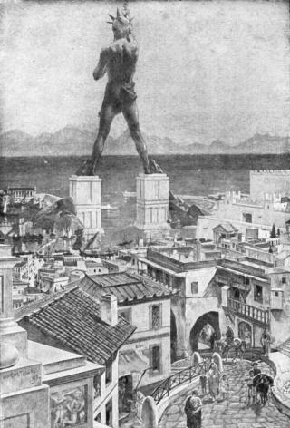 Etape 6 - Tour les 14 merveilles du monde [Charter] - Le Colosse de Rhodes. 800px-10