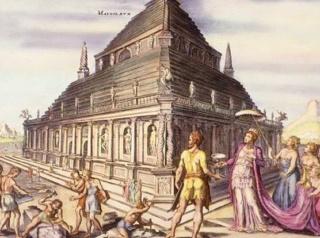 Etape 4 - Tour les 14 merveilles du monde [Charter] - Le mausolée d'Halicarnasse. Mausol10