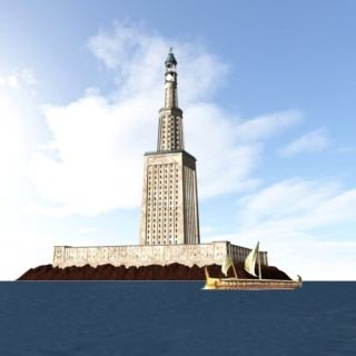 Etape 3 - Tour les 14 merveilles du monde [Régulier] - Le Phare d'Alexandrie. Pharos10