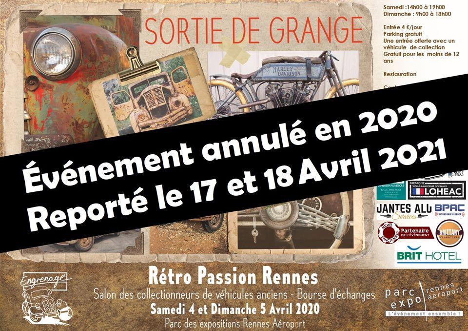 Retro Passion Rennes 2017-2018 et 2019 - Page 3 2020-046