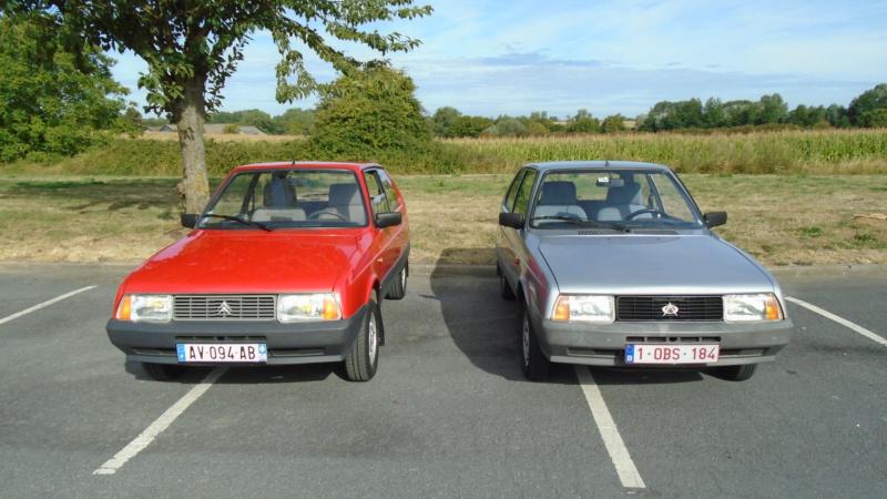"""La dernière """"vraie Citroën"""" ou l'art d'accommoder les restes ! Dsc01068"""