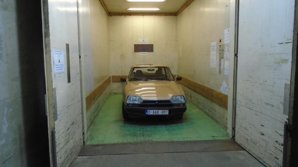 """""""Citroën 100 Years"""" - Au musée Autoworld de Bruxelles Dsc02034"""
