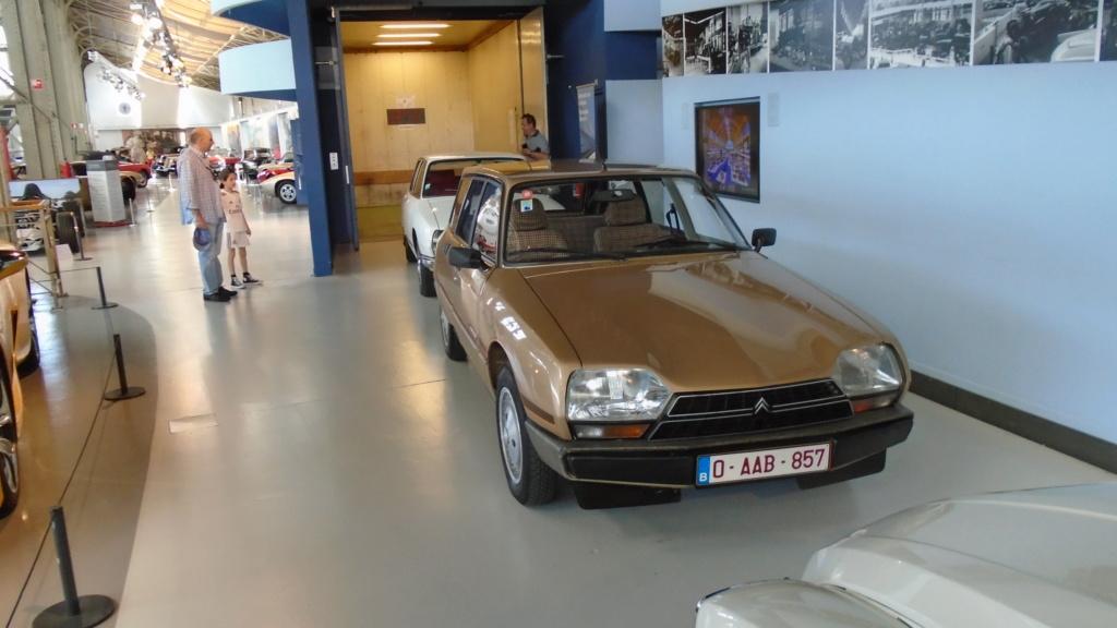 """""""Citroën 100 Years"""" - Au musée Autoworld de Bruxelles Dsc02035"""