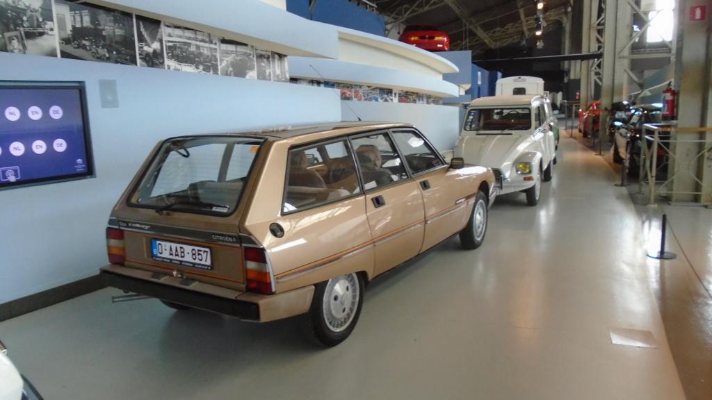 """""""Citroën 100 Years"""" - Au musée Autoworld de Bruxelles Dsc02036"""