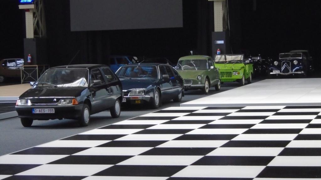 """""""Citroën 100 Years"""" - Au musée Autoworld de Bruxelles Dsc02037"""