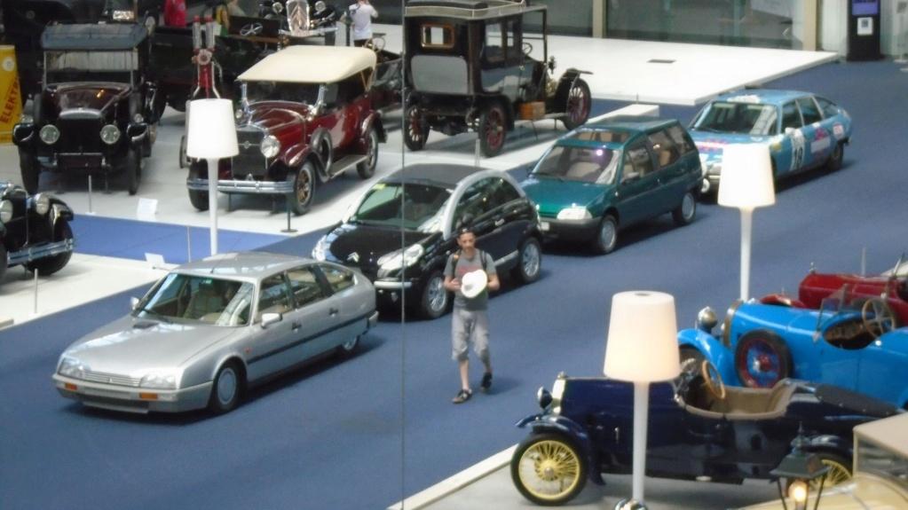 """""""Citroën 100 Years"""" - Au musée Autoworld de Bruxelles Dsc02038"""