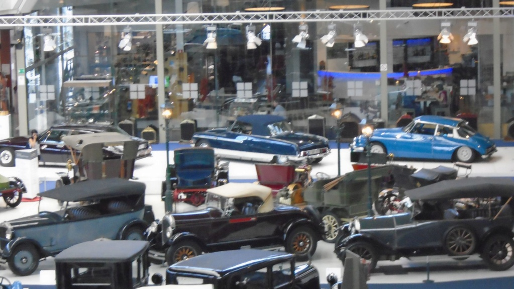 """""""Citroën 100 Years"""" - Au musée Autoworld de Bruxelles Dsc02039"""