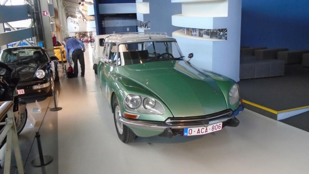 """""""Citroën 100 Years"""" - Au musée Autoworld de Bruxelles Dsc02040"""