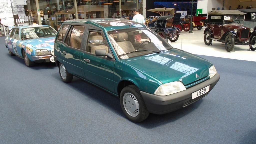 """""""Citroën 100 Years"""" - Au musée Autoworld de Bruxelles Dsc02042"""
