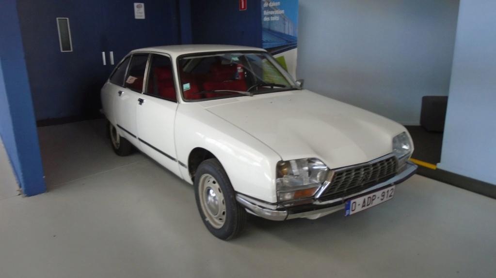 """""""Citroën 100 Years"""" - Au musée Autoworld de Bruxelles Dsc02043"""