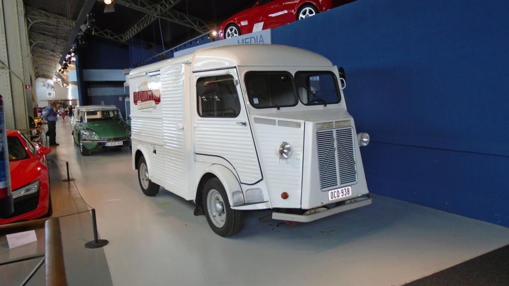 """""""Citroën 100 Years"""" - Au musée Autoworld de Bruxelles Dsc02044"""