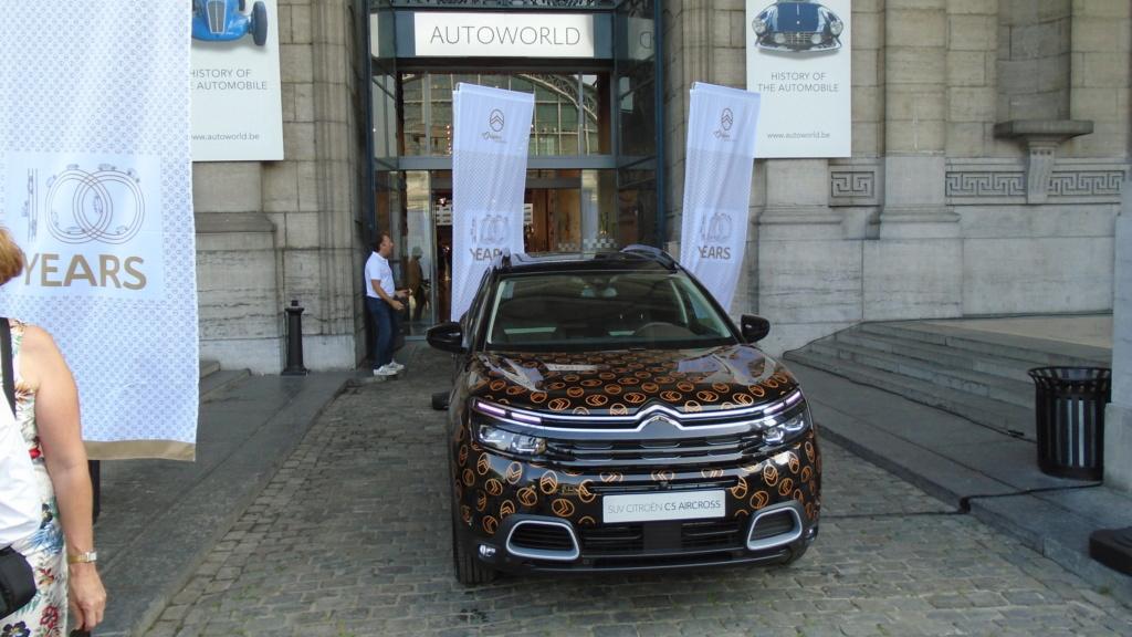 """""""Citroën 100 Years"""" - Au musée Autoworld de Bruxelles Dsc02046"""