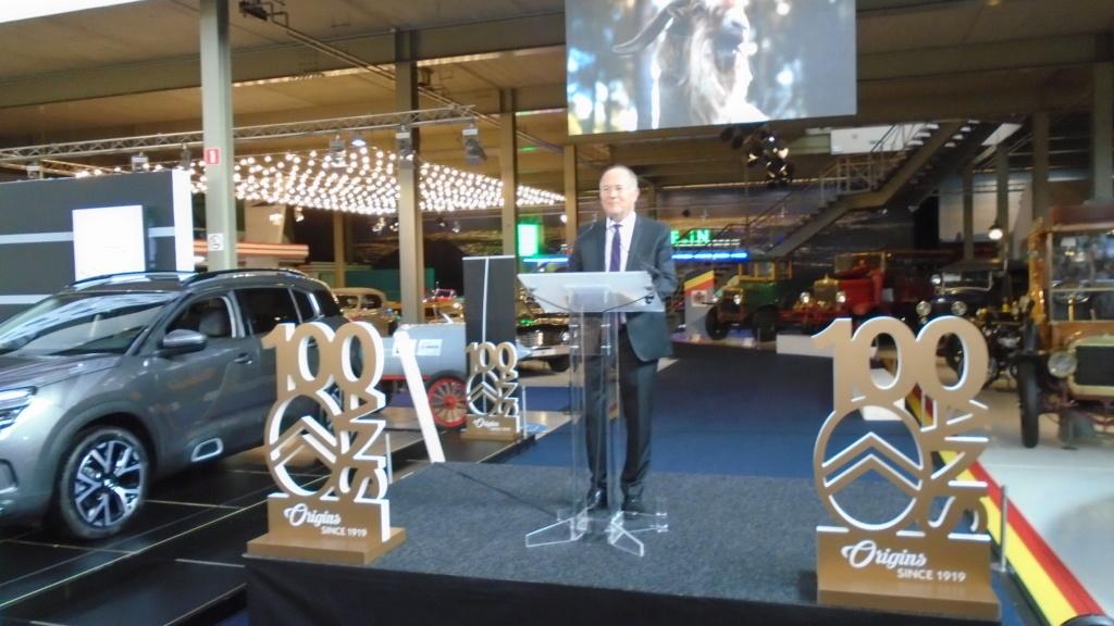 """""""Citroën 100 Years"""" - Au musée Autoworld de Bruxelles Dsc02048"""