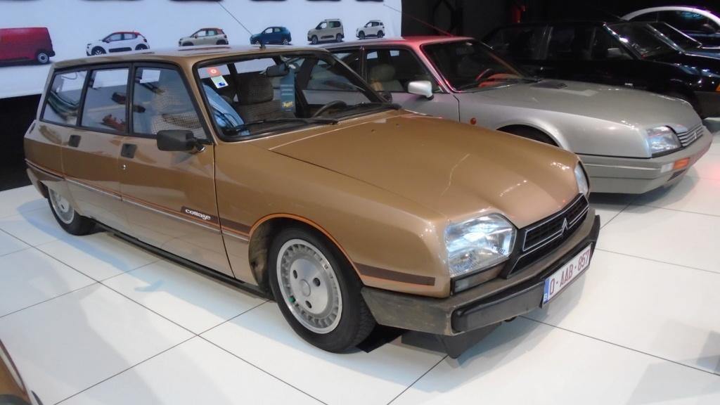 """""""Citroën 100 Years"""" - Au musée Autoworld de Bruxelles Dsc02050"""