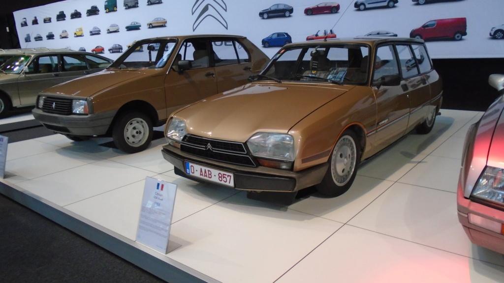 """""""Citroën 100 Years"""" - Au musée Autoworld de Bruxelles Dsc02051"""