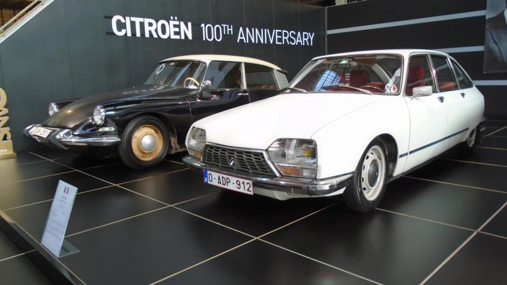 """""""Citroën 100 Years"""" - Au musée Autoworld de Bruxelles Dsc02052"""
