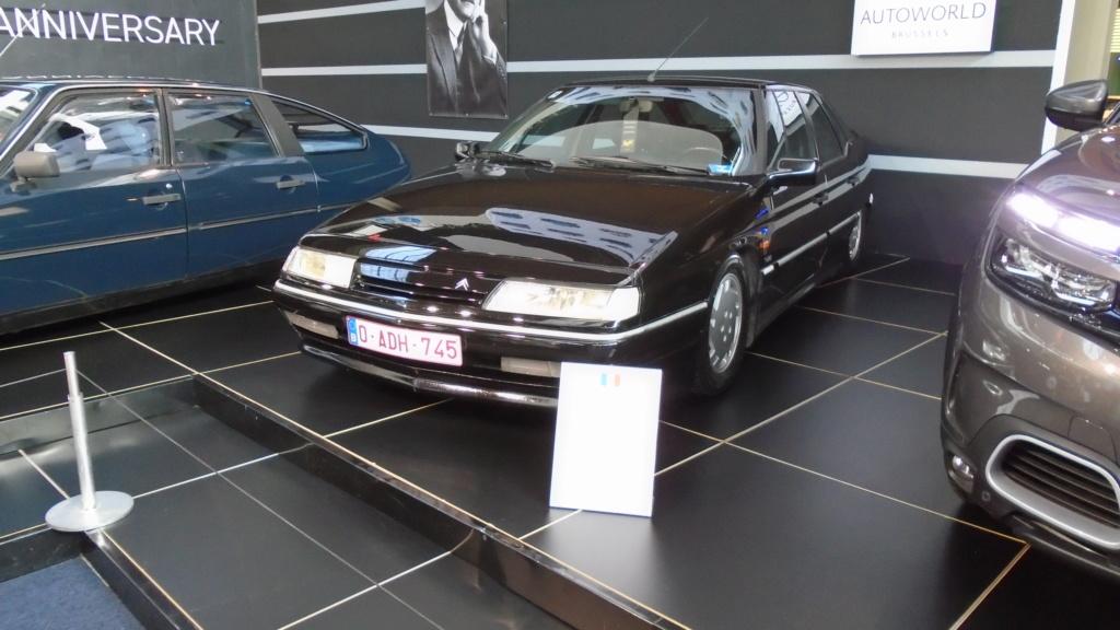 """""""Citroën 100 Years"""" - Au musée Autoworld de Bruxelles Dsc02053"""