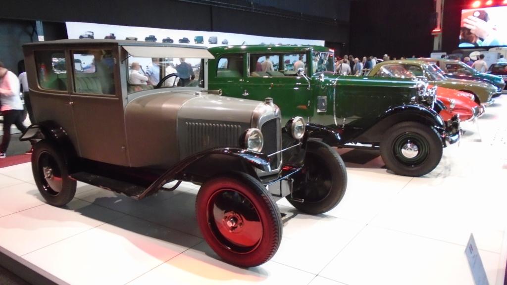 """""""Citroën 100 Years"""" - Au musée Autoworld de Bruxelles Dsc02056"""