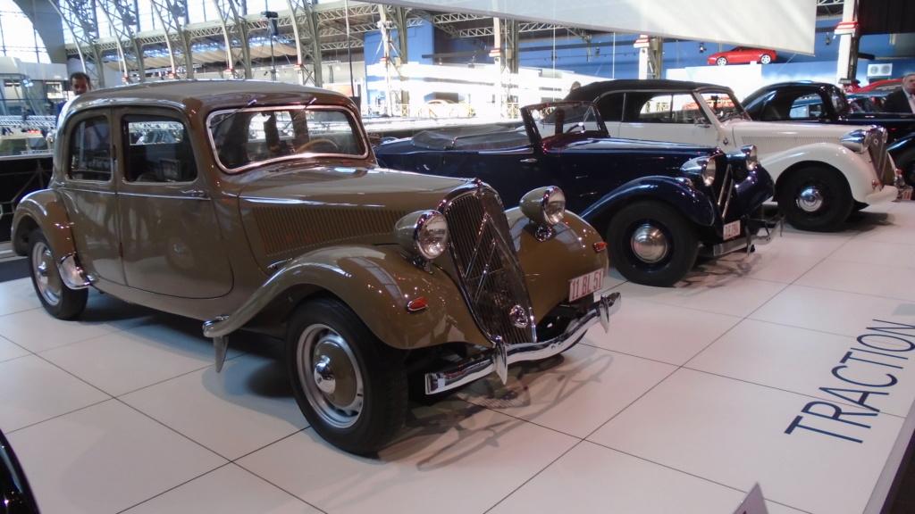 """""""Citroën 100 Years"""" - Au musée Autoworld de Bruxelles Dsc02057"""