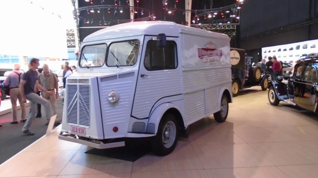 """""""Citroën 100 Years"""" - Au musée Autoworld de Bruxelles Dsc02058"""