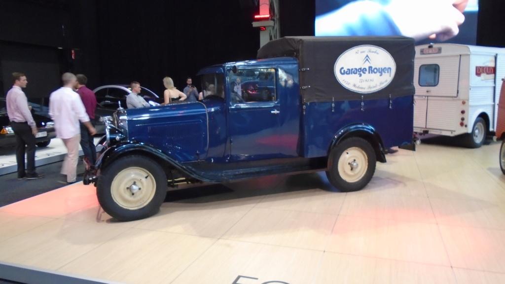 """""""Citroën 100 Years"""" - Au musée Autoworld de Bruxelles Dsc02059"""