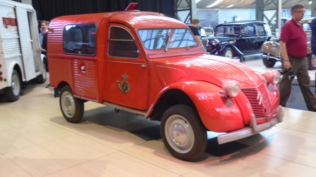 """""""Citroën 100 Years"""" - Au musée Autoworld de Bruxelles Dsc02060"""