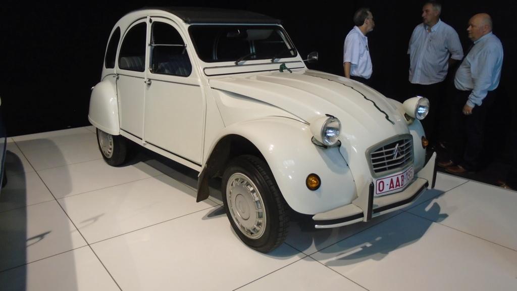"""""""Citroën 100 Years"""" - Au musée Autoworld de Bruxelles Dsc02061"""