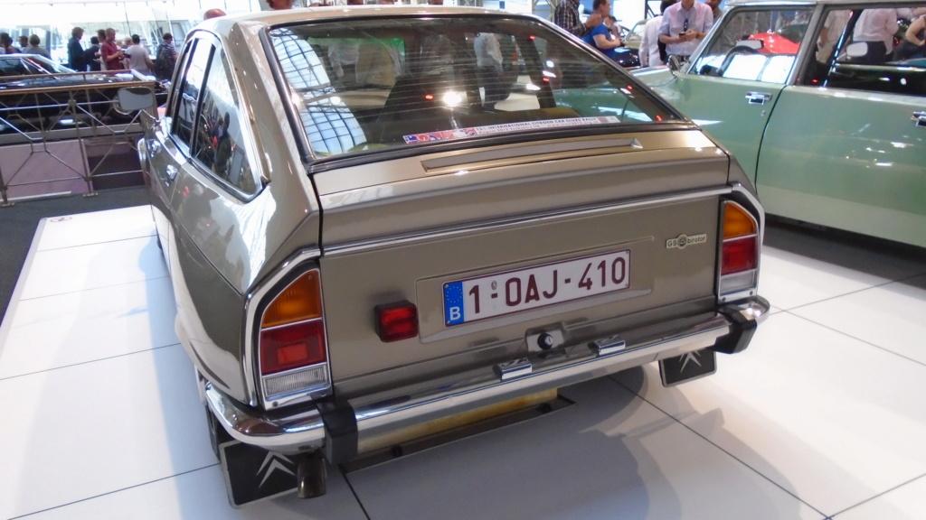 """""""Citroën 100 Years"""" - Au musée Autoworld de Bruxelles Dsc02062"""