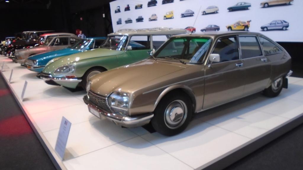 """""""Citroën 100 Years"""" - Au musée Autoworld de Bruxelles Dsc02063"""