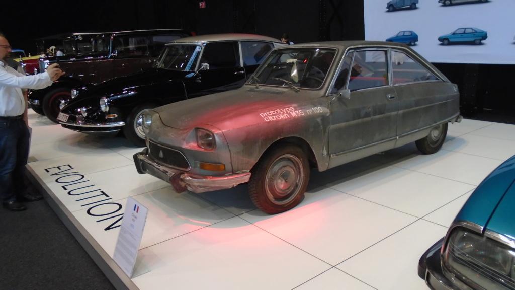 """""""Citroën 100 Years"""" - Au musée Autoworld de Bruxelles Dsc02064"""