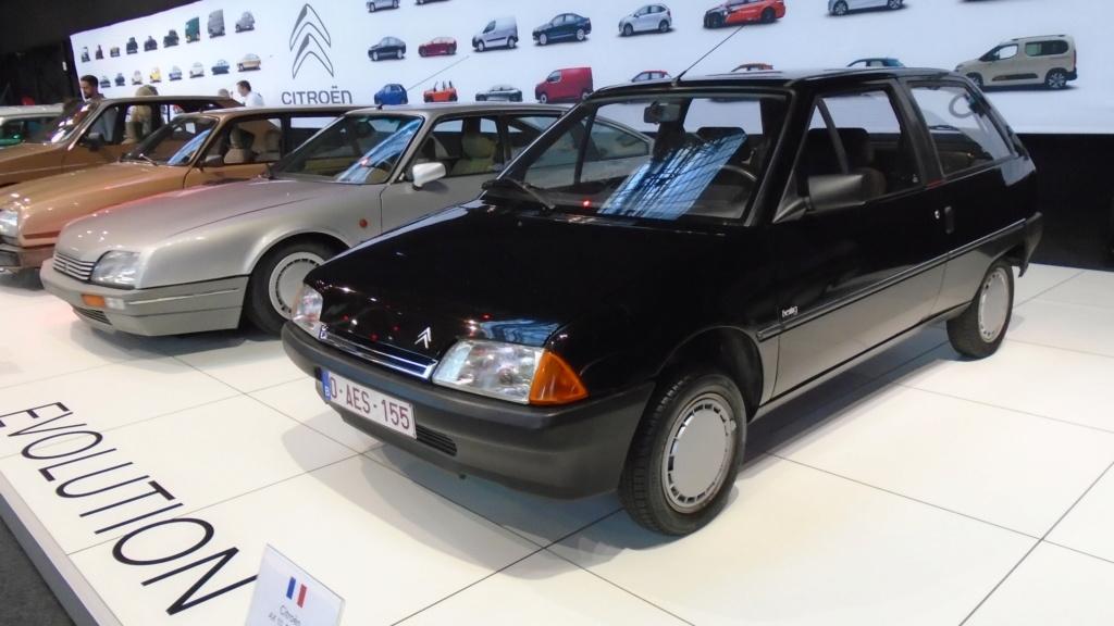 """""""Citroën 100 Years"""" - Au musée Autoworld de Bruxelles Dsc02065"""