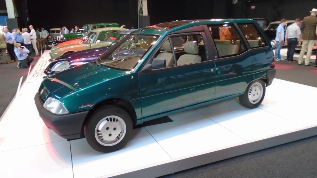"""""""Citroën 100 Years"""" - Au musée Autoworld de Bruxelles Dsc02066"""