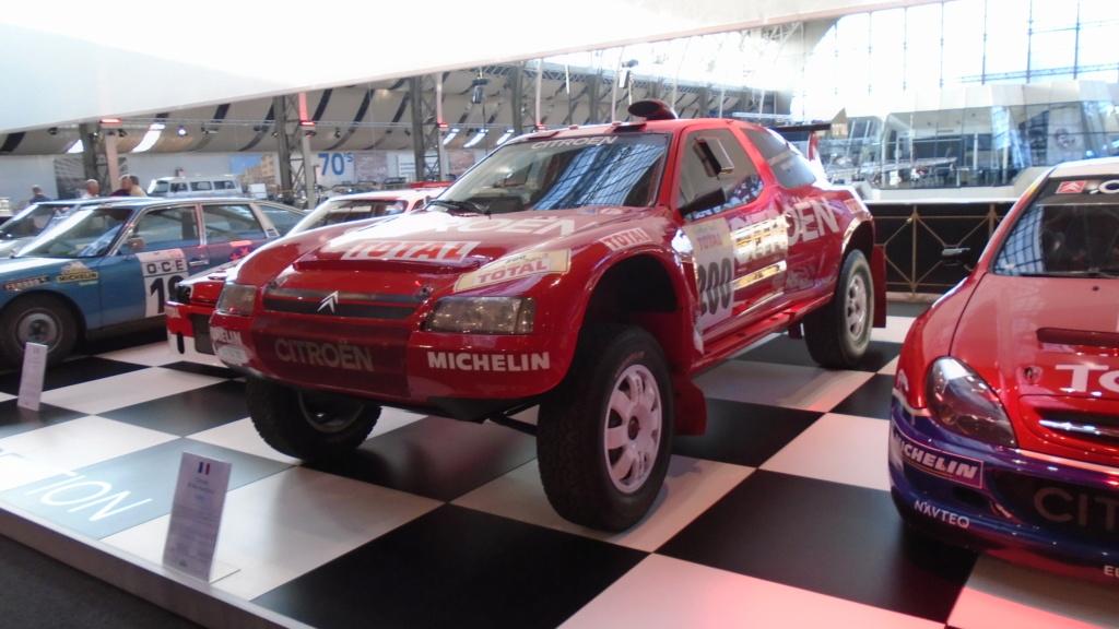"""""""Citroën 100 Years"""" - Au musée Autoworld de Bruxelles Dsc02068"""