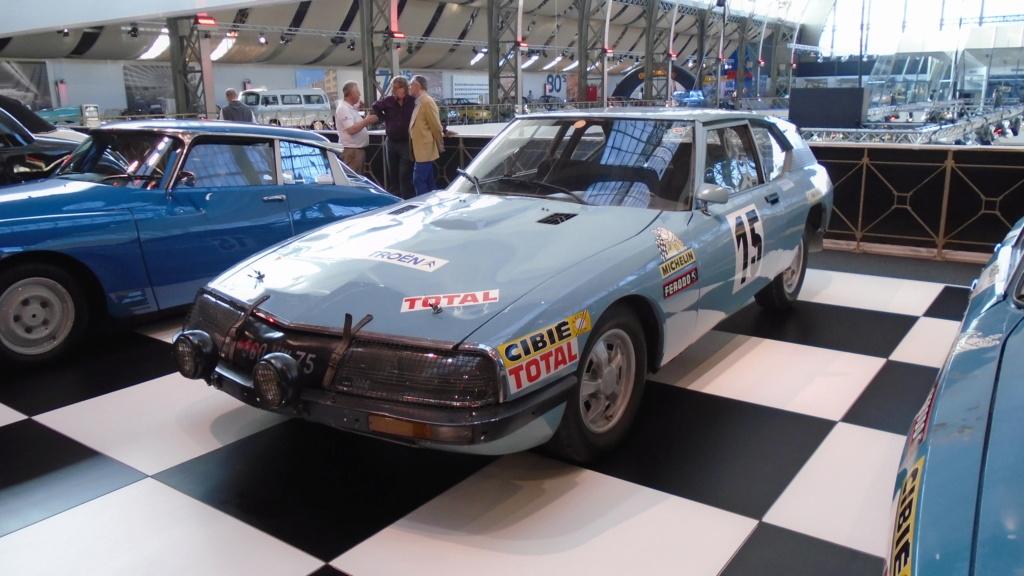 """""""Citroën 100 Years"""" - Au musée Autoworld de Bruxelles Dsc02069"""