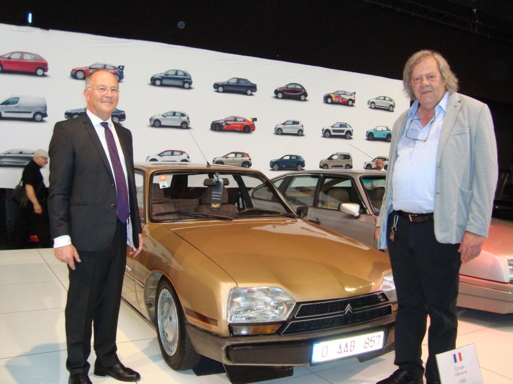 """""""Citroën 100 Years"""" - Au musée Autoworld de Bruxelles Dsc04110"""