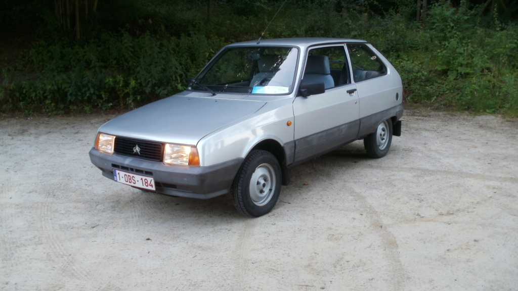 """La dernière """"vraie Citroën"""" ou l'art d'accommoder les restes ! P7240810"""