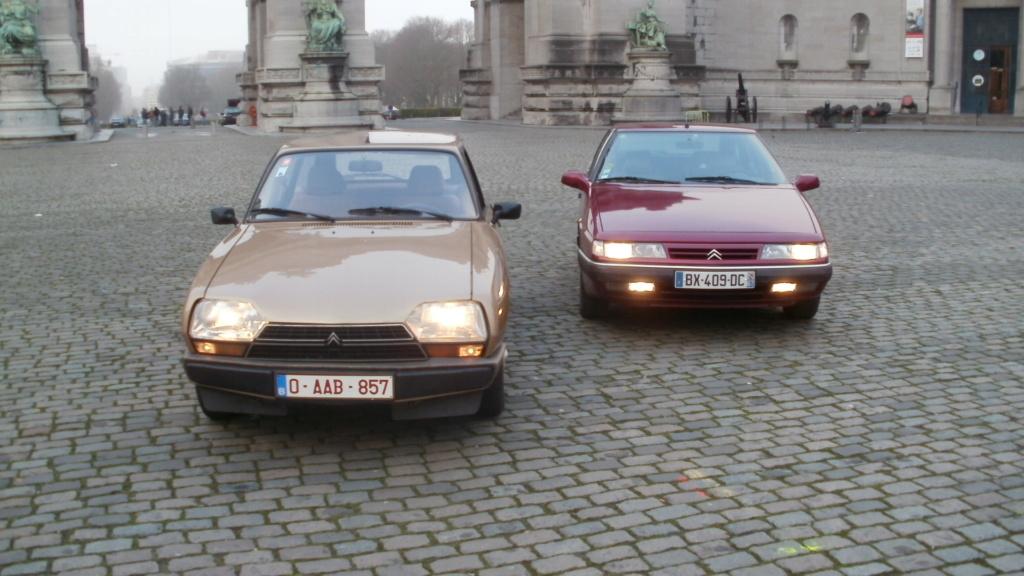 """""""Citroën 100 Years"""" - Au musée Autoworld de Bruxelles Pc141410"""
