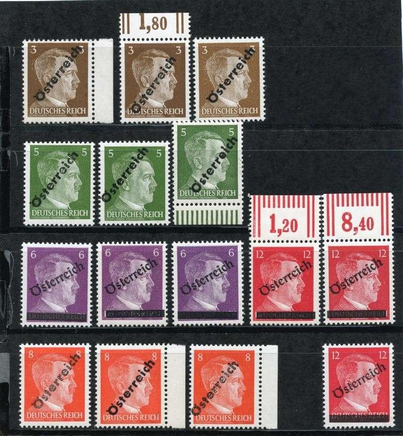Briefmarken - I. Wiener Aushilfsausgabe, erste Ausgabe Img33610