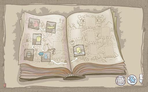[ANDROID - JEU : DRAW A STICKMAN] petit jeu d'aventure ou vous dessinez votre perso et ses accessoires [Démo/Payant] 3310