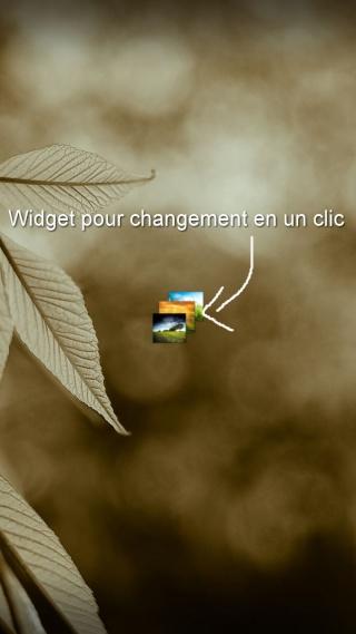 [SOFT] WALLPAPER CHANGER : Changement automatique et manuel du fond d'écran [Gratuit] Wallpa13