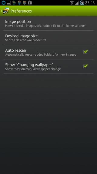 [SOFT] WALLPAPER CHANGER : Changement automatique et manuel du fond d'écran [Gratuit] Wallpa14