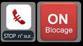 [SOFT] STOP NUMEROS SURTAXES : Contrôler les appels sortants, empêcher les factures salées [Gratuit] Widget10